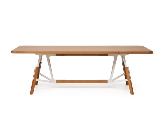 Stammtisch rectangular table by Quodes | Dining tables