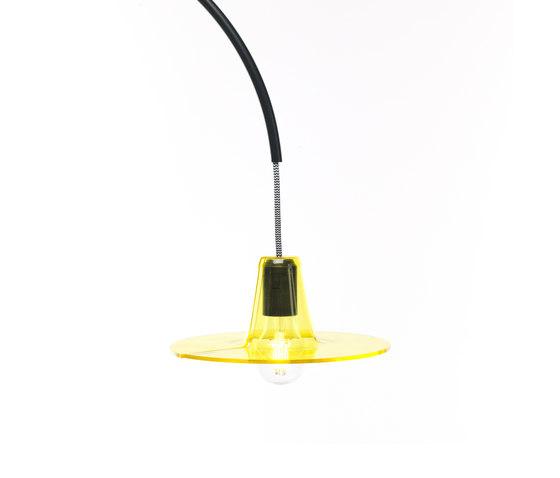Jupe | plain diffuser yellow von Skitsch by Hub Design | Allgemeinbeleuchtung