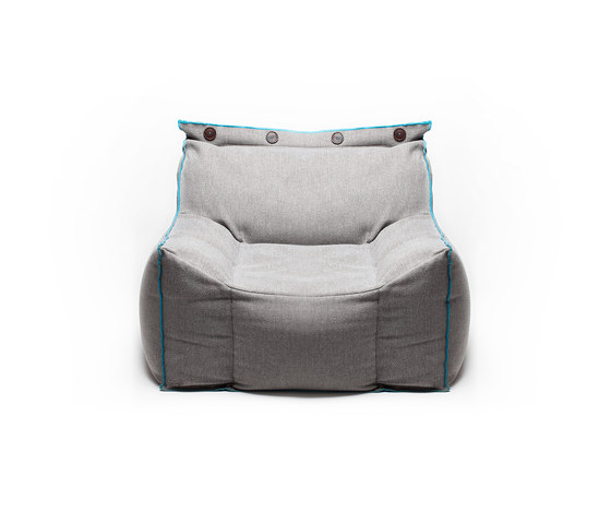 Frolla grey de Skitsch by Hub Design | Sillones