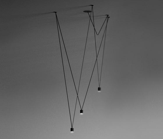 Match luminaria de suspensión de Vibia | …de aluminio