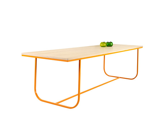 Tati Table 200/260 de ASPLUND | Mesas comedor