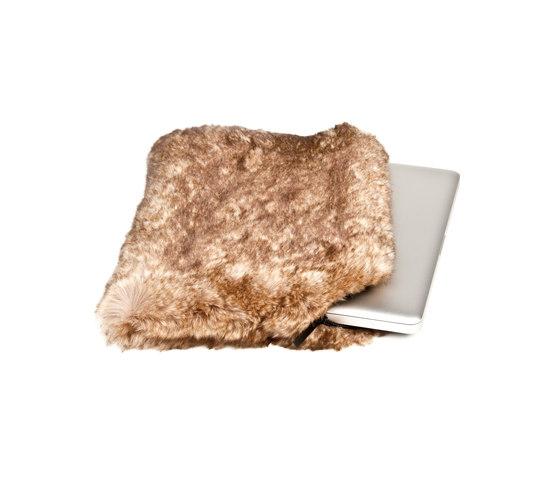 "Fur Pocket (laptop 13"") by OBJEKTEN | Laptop / Tablet sleeves / Phone cases"