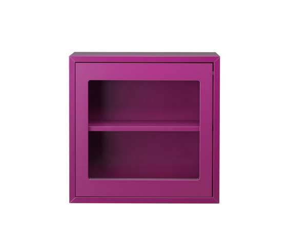 Funkis 60:60 by ASPLUND | Display cabinets