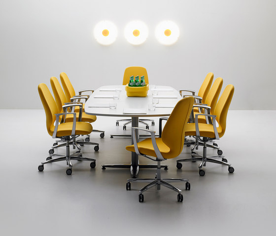 Serie[T] by Kinnarps | Individual seminar tables