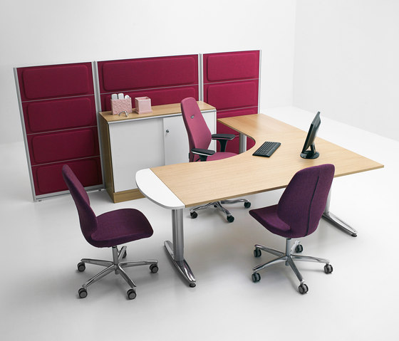 Series[T] by Kinnarps | Individual desks