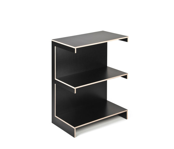 I.S.U.3 by OBJEKTEN | Office shelving systems