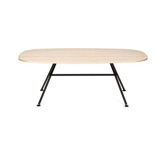 Oval Table de OBJEKTEN | Escritorios individuales