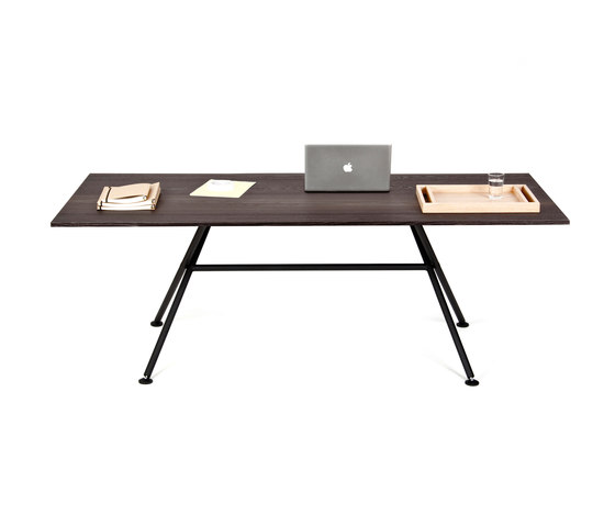 High Table Rectangular by OBJEKTEN | Desks