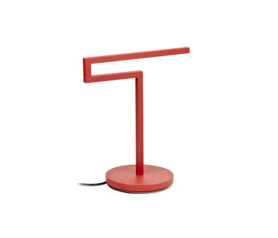 Swing Table lamp von OBJEKTEN | Allgemeinbeleuchtung