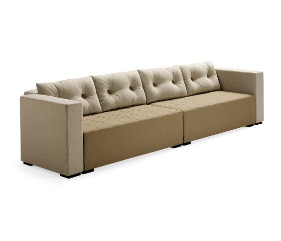 Monolog Sofa de Materia | Canapés d'attente