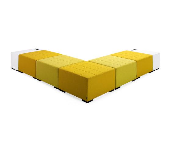 Monolog Bench von Materia | Loungesofas