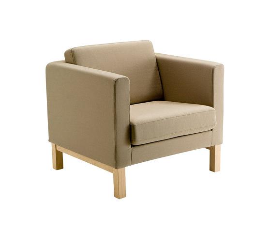 Scandinavia by Kinnarps | Lounge chairs