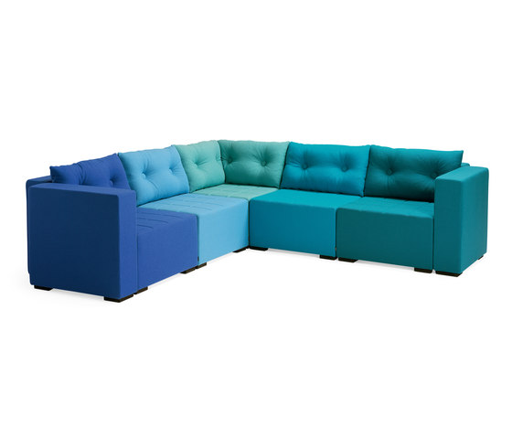 Monolog Sofa by Materia | Lounge sofas