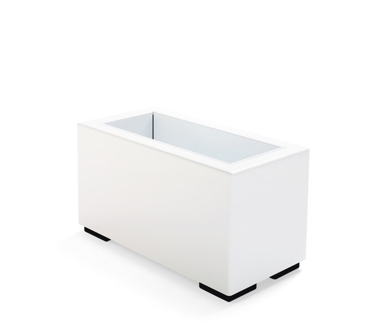 Monolog Table Flower Box by Materia | Storage boxes