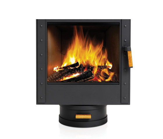 Stor by Harrie Leenders | Wood burning stoves