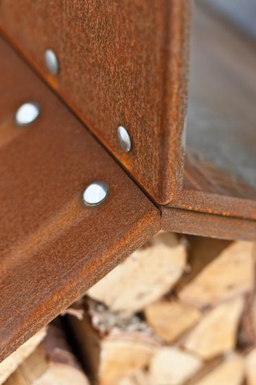WoodBee by Harrie Leenders | Log holders