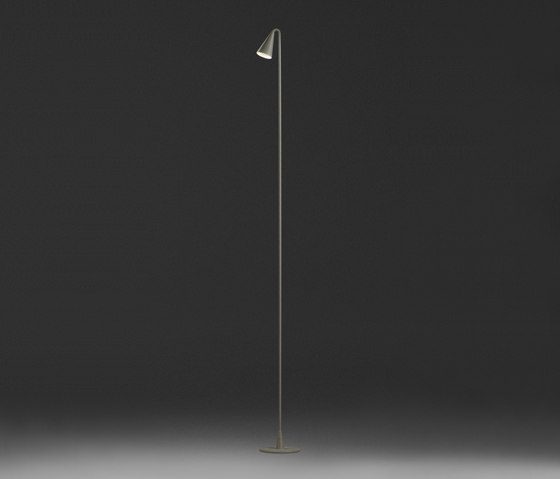 Brisa fitted beacon individual by Vibia | Path lights