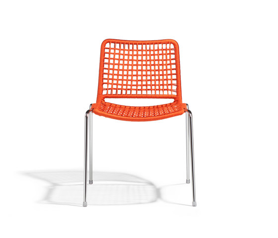 Egao Chair by Accademia | Restaurant chairs