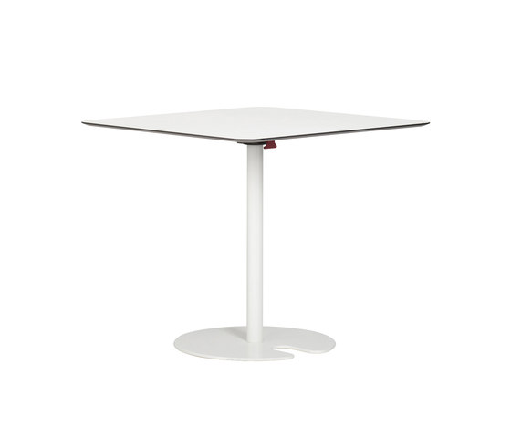 Polo Table TQ by Accademia | Bistro tables