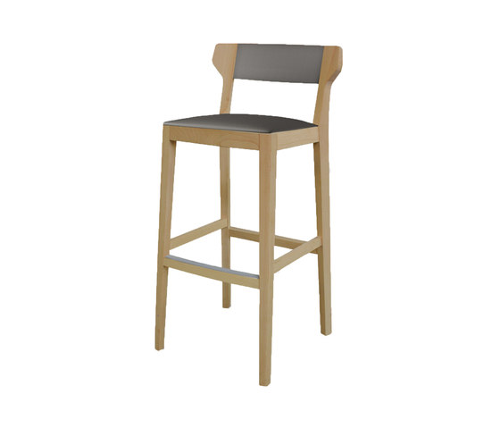 Scarlet AI* by Accademia | Bar stools