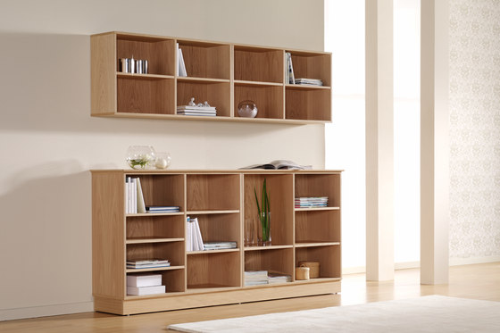KLIM bookcase 2016 by KLIM | Shelving