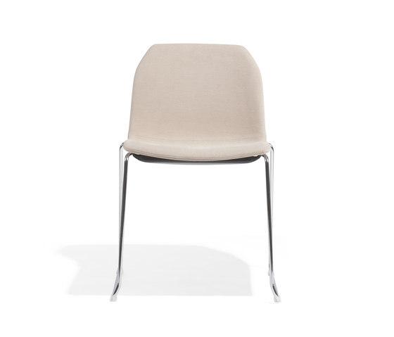 Kaori Chair I-SL von Accademia | Besucherstühle