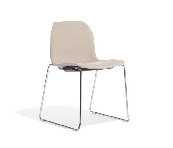 Kaori Chair I-SL by Accademia | Visitors chairs / Side chairs