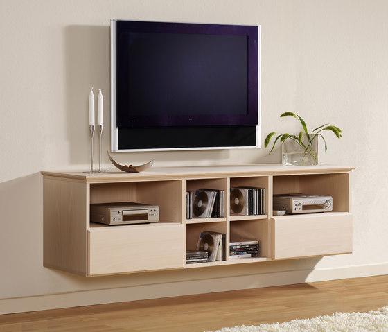 KLIM TV cabinet 2042 di KLIM | Credenze multimediali