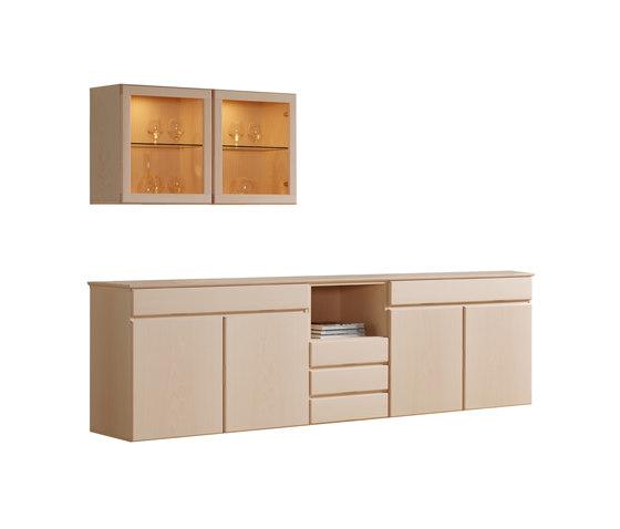 KLIM cabinet system 2082 by KLIM | Display cabinets