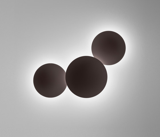 Puck Wall Art 5466 Wall lamp de Vibia | Iluminación general