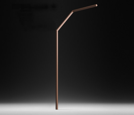 Palo Alto 4525 Outdoor by Vibia | Path lights
