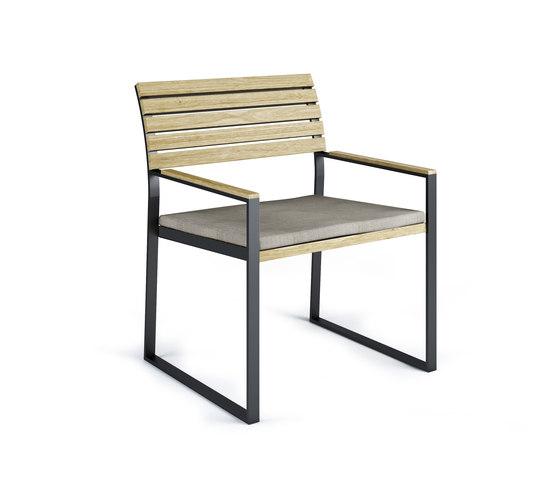Garden Lounge Chair by Röshults | Garden armchairs