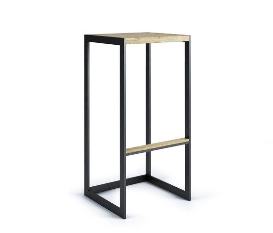 Garden Bar Chair von Röshults | Garten-Barhocker
