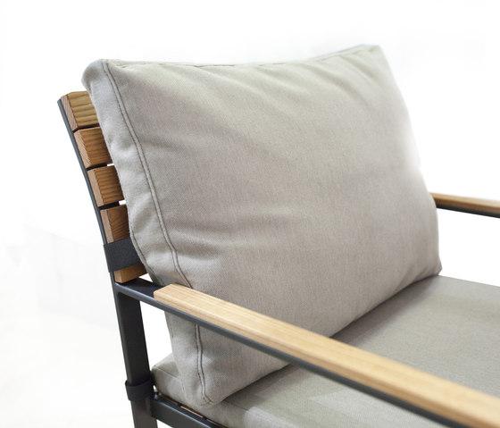 Garden pillow by Röshults | Seat cushions