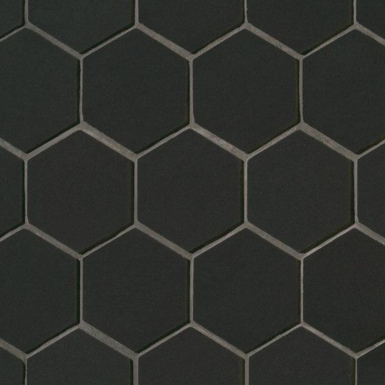 Mosaic Esagono 5x5 flooring and wall covering by Devon&Devon | Ceramic mosaics