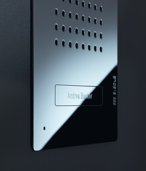 Siedle Classic Re-Design by Siedle | Intercoms (exterior)