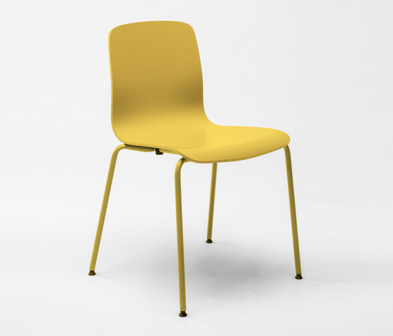 Slim M Stack Chair by De Vorm | Chairs