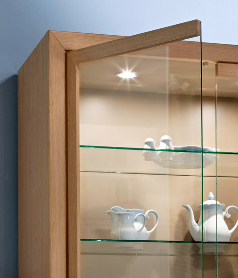 Space by Christine Kröncke | Display cabinets