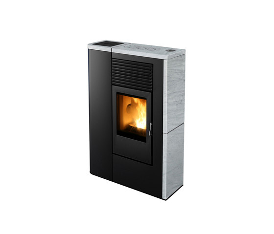 Flair | Pellet by MCZ | Wood burning stoves