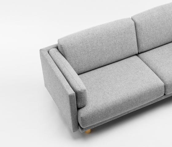 Arnhem Sofa 71 di De Vorm | Divani lounge