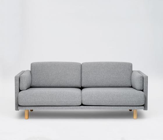 Arnhem Sofa 71 de De Vorm | Canapés d'attente
