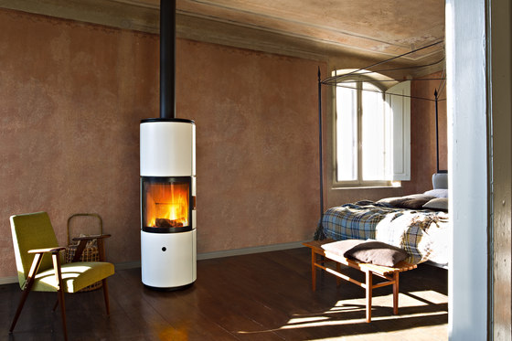 Stub Overnight | Wood by MCZ | Wood burning stoves
