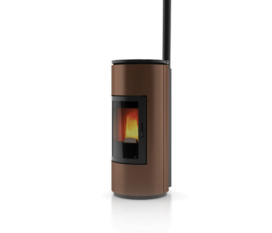 Tube | Pellet by MCZ | Pellet burning stoves