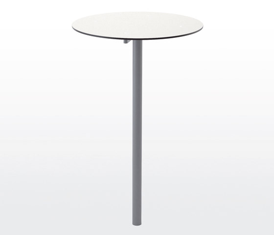 bistrot | Raised outdoor table by mmcité | Bar tables
