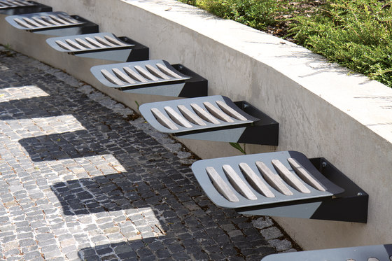 onda | Separate seat by mmcité | Beam / traverse seating