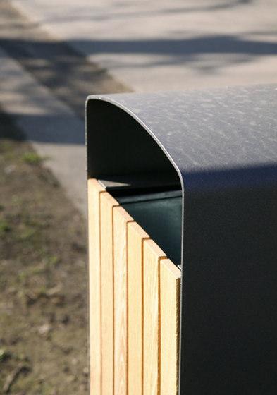 prax Litter bin by mmcité | Exterior bins