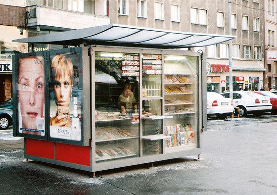 times Kiosk di mmcité | Chioschi