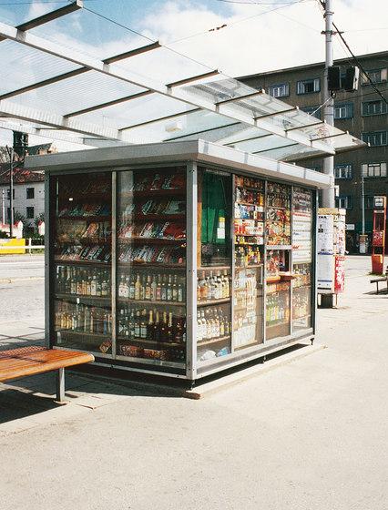 times Kiosk by mmcité | Kiosks