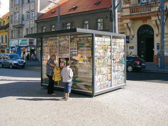 times Kiosk de mmcité | Quioscos
