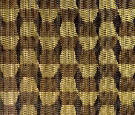 Classic Kelly Gold by KriskaDECOR® | Metal weaves / meshs